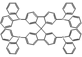 2,2&#8242;,7,7&#8242;-Tetrakis(<I>N</I>,<I>N</I>-diphenylamino)-9,9-spirobifluorene