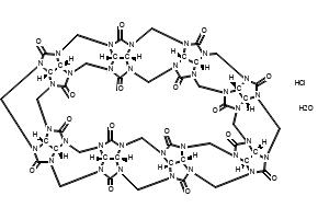 Cucurbit[8]uril hydrate